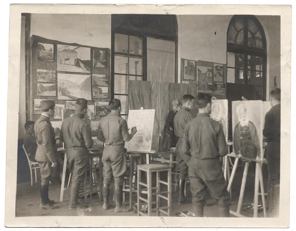 Garreteer Art: Learning to Paint