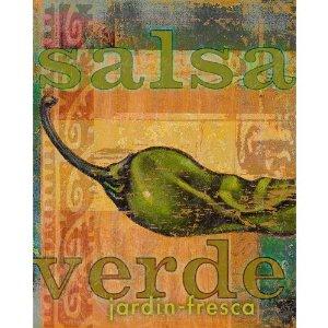 Garreteer Cooking: Salsa Verde Sauce