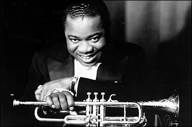 Why wasn't Louis Armstrong British?