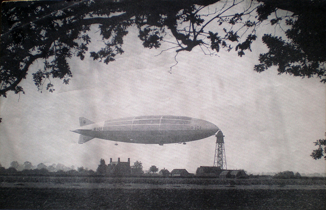 The Ghosts of the R101