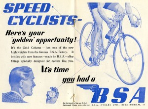 Two beautiful 1948 Colour Cycling Films