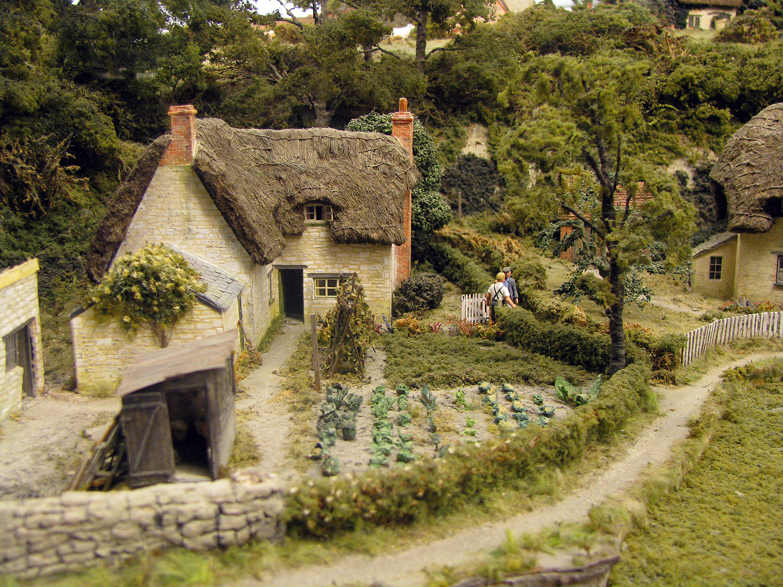A Sudden Sense of Home: the Pendon Museum, Oxfordshire