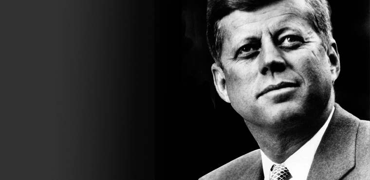 On Hearing the News of Kennedy's Assassination